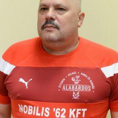 Batki Mihály támogató