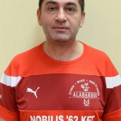 Karsai László csapatkapitány