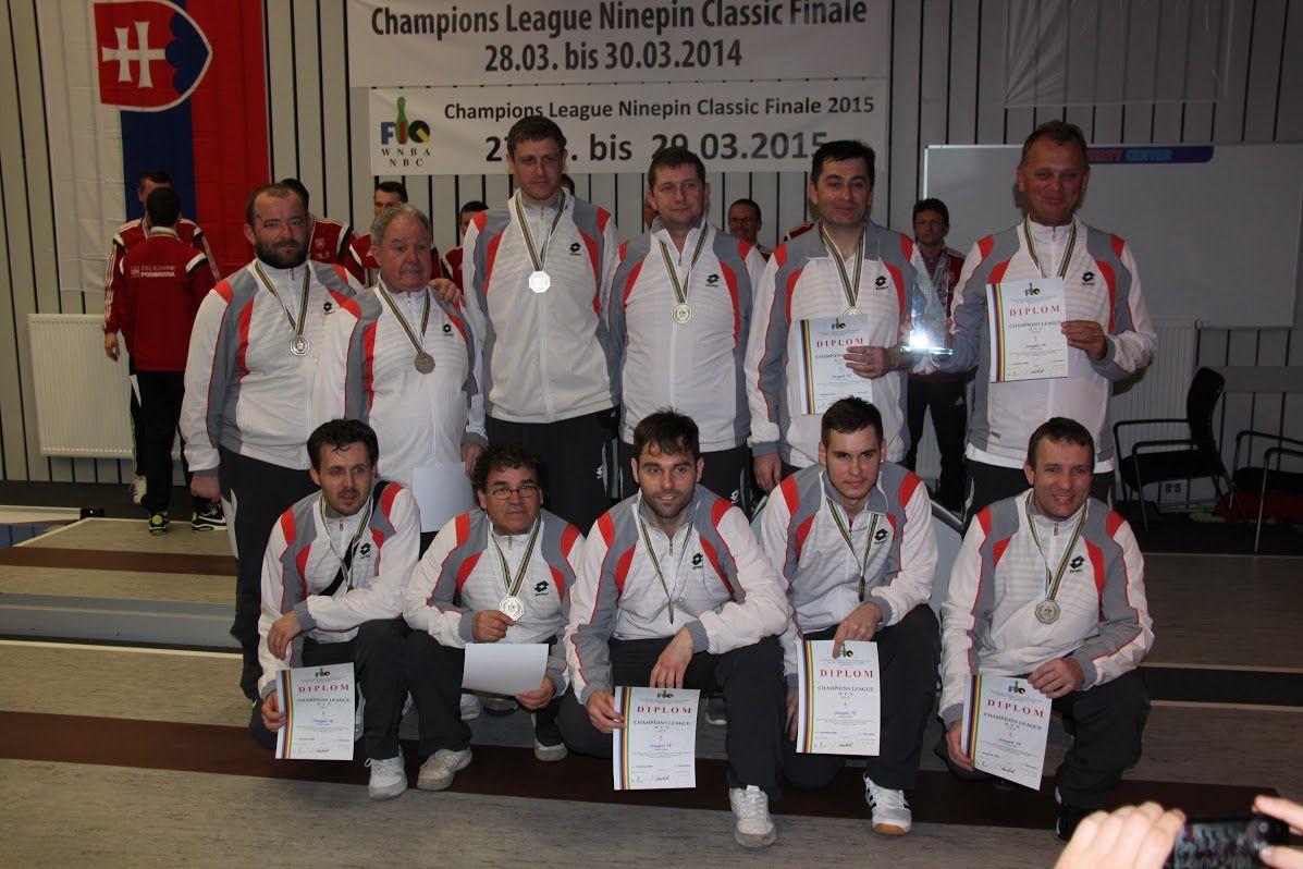2015 BL csapat második