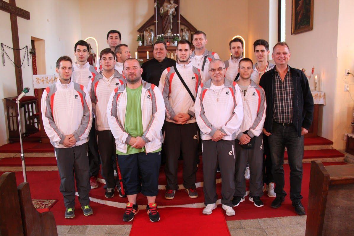 Templomi csapat