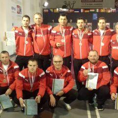 BL-ezüstérmes az Alabárdos-Szegedi TE